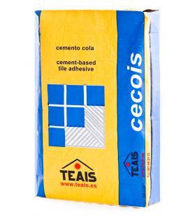 Teais CECOIS FACHADAS cemento cola para revestir fachadas (25kg)