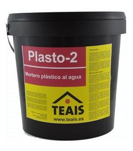 Teais Plasto 2 mortero plástico adhesivo para aislamientos