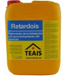 Teais Retardois retardador del fraguado