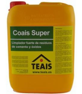 Teais Coais Super limpiador líquido restos de cemento