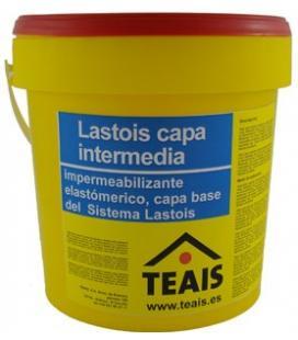 Teais lastois capa intermedia impermeabilizante capa base fachadas