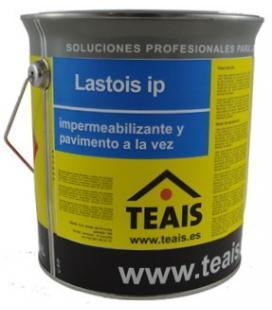 Teais Lastois IP Impermeabilizante para terrazas transitables