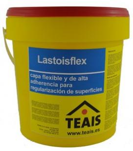 Teais Lastois Flex capa flexible para regularización de fachadas