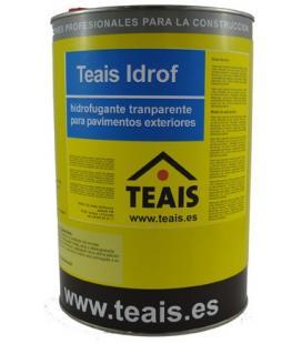 TEAIS Idrof hidrofugante para pavimientos exteriores