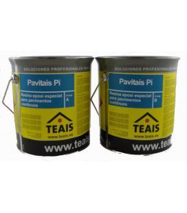 Resina EPOXI Pavitais PI para pavimentos continuos autonivelantes