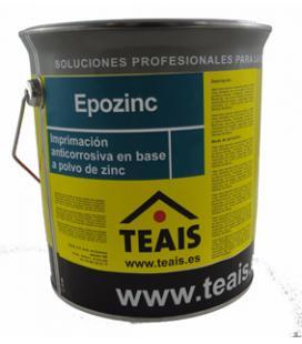 Teais Epozinc imprimación anticorrosiva para elementos metálicos en ambientes marinos