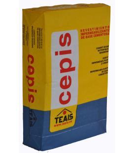 Teais Cepis cemento de impermeabilización