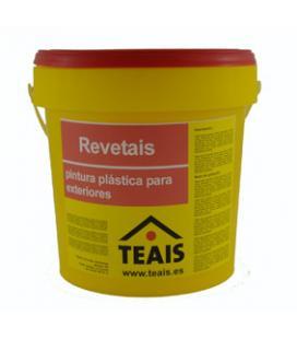 REVETAIS pintura para fachadas y muros exteriores
