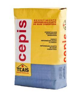 Teais Cepis gunitado impermeabilización cemento