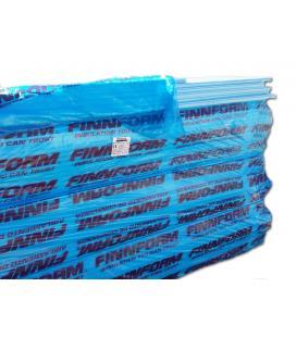Aislante placas de poliestireno 260x60x3cm (14 unidades)