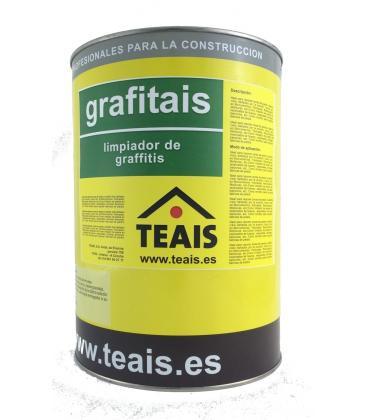 Limpiador de pintadas en fachadas Grafitais