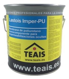 Teais Lastois Imper PU membrana de poliuretano para impermeabilizaciones ocultas