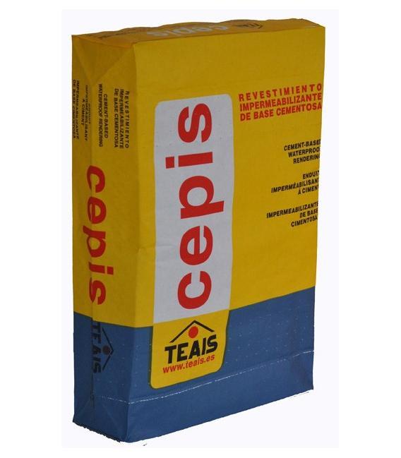 Teais Cepis Super mortero de impermeabilización