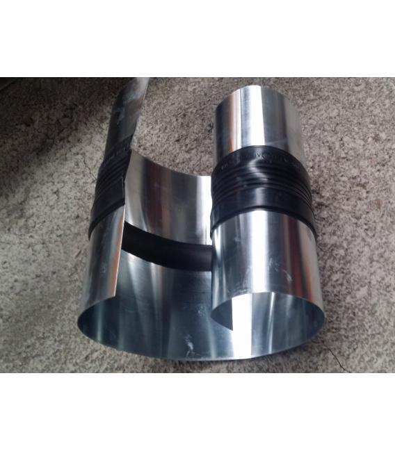 Rollo junta dilatación zinc (m2)