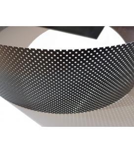 Rejilla anti-suciedad Remate aluminio color pizarra