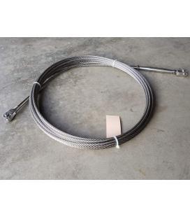 Cuerda linea de vida LUX-top de 8mm para sistemas de linea de vida FSE 2003