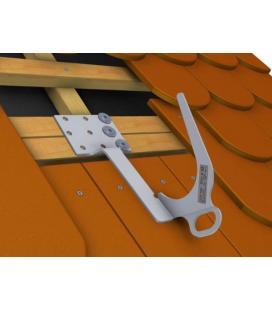 Gancho de seguridad LUX-top SDH-B para fijar escaleras o EPIS