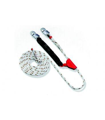 Cuerda EPI individual Lux-top con doble cabo MAS S