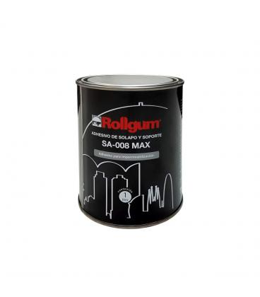 Adhesivo de solapo para unir membrana EPDM caucho Giscosa SA008