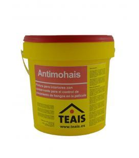 Teais Antimohais pintura de interiores contra moho y hongos de la condensación