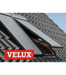Persiana para ventanas VELUX INTEGRA solar reduce el calor hasta un 92%