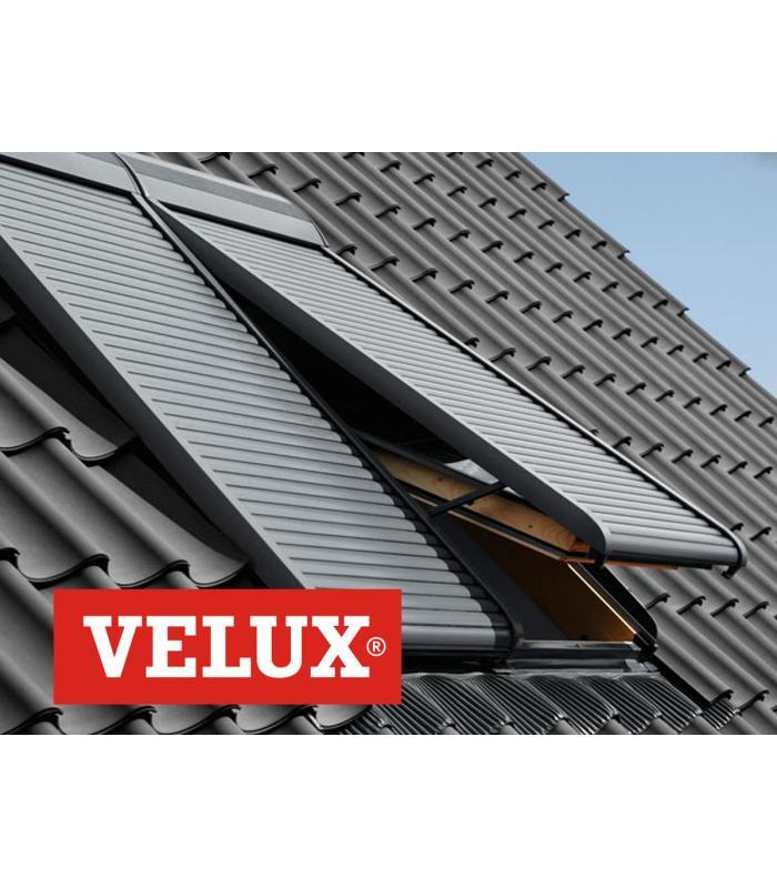 Persiana para ventanas velux integra solar reduce el calor for Persiana avvolgibile velux