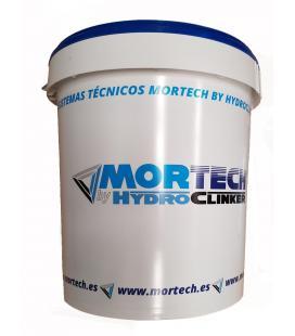Mortero de reparación sistema de impermeabilización para filtraciones y vías de agua
