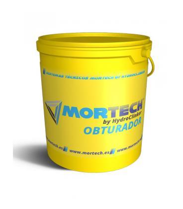 Mortero obturador para grandes filtraciones y vías de agua