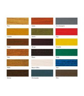 Cedria Dekor Lasur Carta de Colores