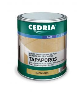 Cedria Tapaporos para cerrar el poro de maderas interiores