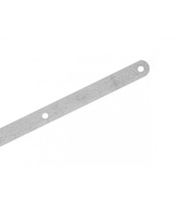 Barras de anclaje solera para fijar EPDM mecanicamente (2,5cm x 3,05m)