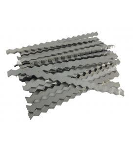 Teais grapa dentada para bloqueo de grietas y fisuras en fachadas