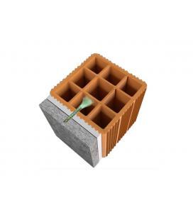 Teais Resina para Sistema Integral de Fijación de Revestimientos para Fachadas