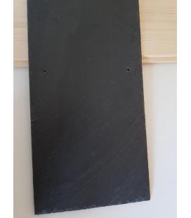 Pizarra rectangular gran formato 40x20 (perforada)