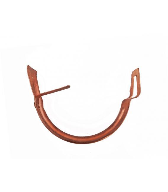 Soporte gafa canalón cobre