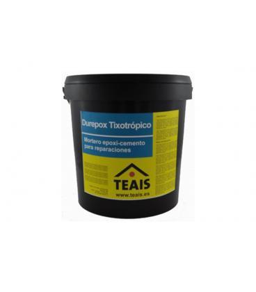 Teais Durepox tixotrópico mortero epoxi cemento para reparaciones