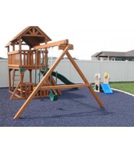 Teais Pavimento infantil elástico a base de caucho (sistema)