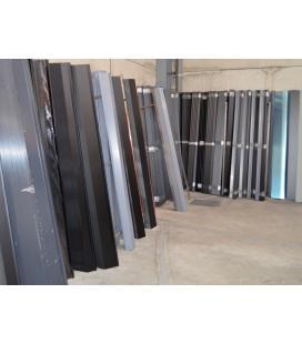 Perfiles aluminio (a medida)
