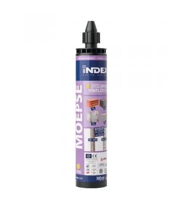 Index MOEPSE taco químico epoxi vinylester para anclajes de alta resistencia (300ml)