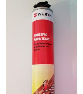 Adhesivo para tejas con adaptador para aplicación con pistola (750ml)