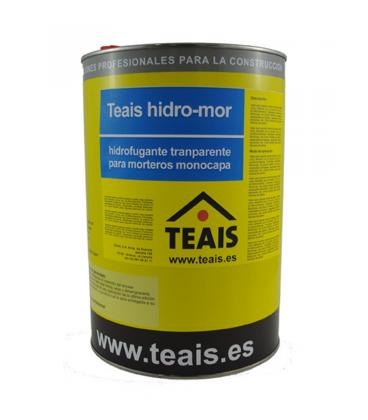 Teais Hidro Mor impermeabilizante para morteros monocapa