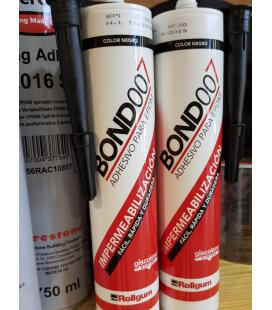 BOND 007 Adhesivo + Sellador de Firestone (tubo 310ml)