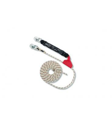 Cuerda EPI individual LUX-top con doble cabo MAS SK12