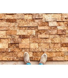 Piedra STONE panel Morisca oro para revestimiento de fachadas o muros