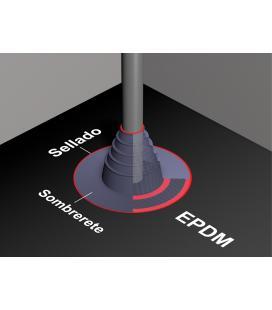 BOND 007 Adhesivo + Sellador de Firestone (tubo 310ml)