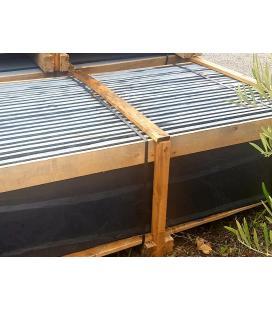 Plancha o placa de pizarra natural para jardines (venta por palé)