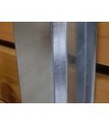 Guardacaños de acero galvanizado