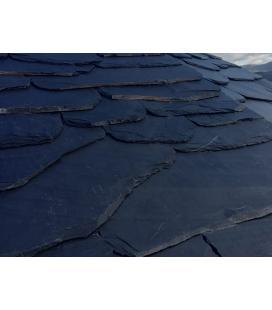 Pizarra natural granel para tejados (palé)