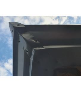 Escuadra exterior 90° aluminio