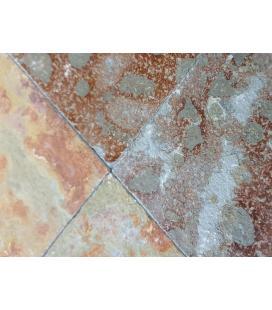 Pizarra MULTICOLOR calibrada para suelos y revestimiento (M2)
